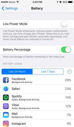 Battery Apps