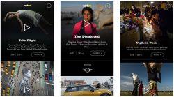 NYT VR app